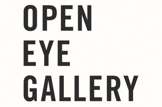 Open Eye Gallery logo