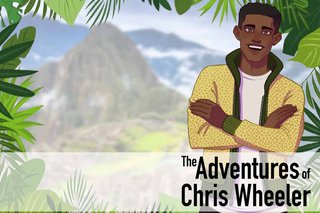 The Adventures of Chris Wheeler book cover